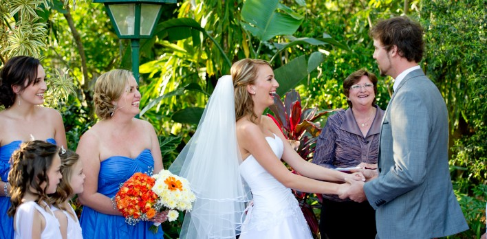 Marriage Celebrant Brisbane - Get married in Brisbane, Logan, Gold Coast