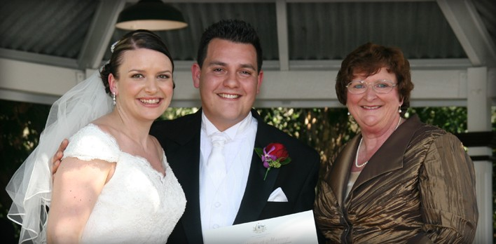 Celebrant Brisbane - Redlands, Logan, Brisbane and Gold Coast