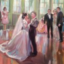 The Wedding Painter